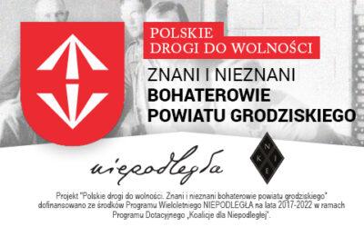 Jest już mobilna trasa Polskich dróg do wolności!