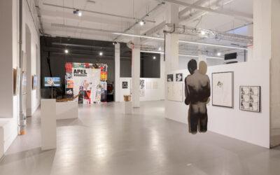 Dokumentacja fotograficzna wystawy | Projekt Galeria Ślad 2019
